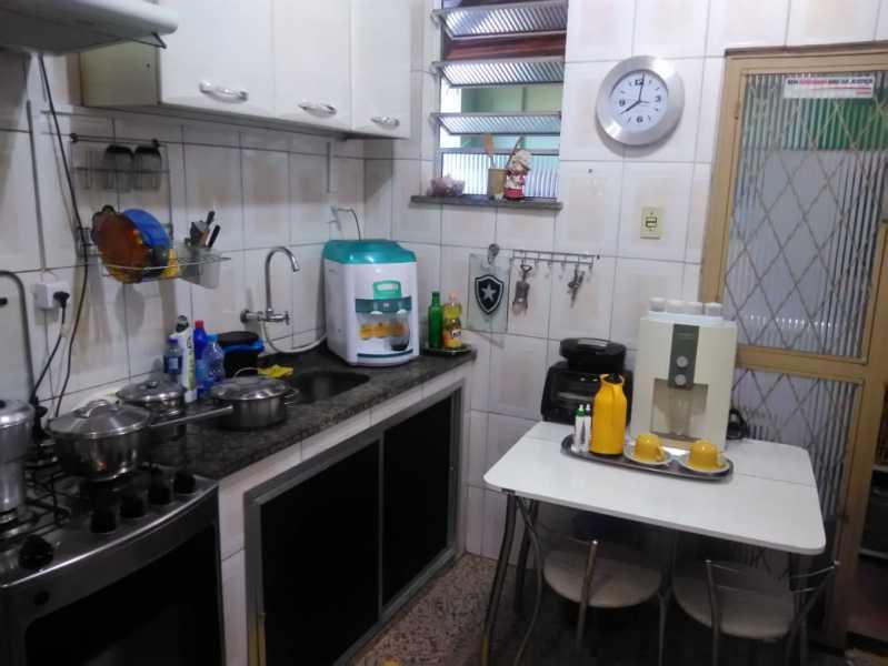 20 - cozinha. - Casa À Venda - Riachuelo - Rio de Janeiro - RJ - MECA30024 - 20