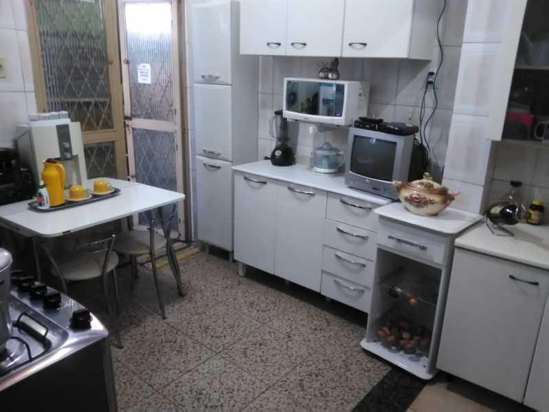 21 - cozinha. - Casa À Venda - Riachuelo - Rio de Janeiro - RJ - MECA30024 - 21