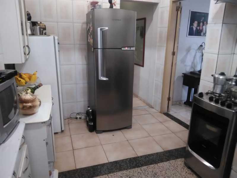 22 - cozinha. - Casa À Venda - Riachuelo - Rio de Janeiro - RJ - MECA30024 - 22