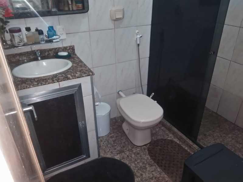 23 -  banheiro social. - Casa À Venda - Riachuelo - Rio de Janeiro - RJ - MECA30024 - 23