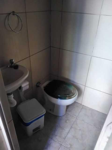 26 - banheiro serviço. - Casa À Venda - Riachuelo - Rio de Janeiro - RJ - MECA30024 - 26