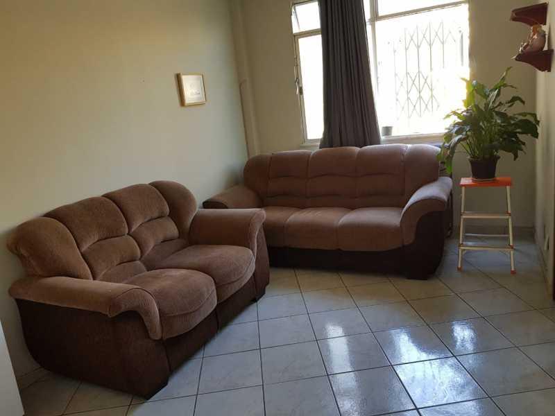 1 - SALA - Apartamento À Venda - Engenho de Dentro - Rio de Janeiro - RJ - MEAP10113 - 1