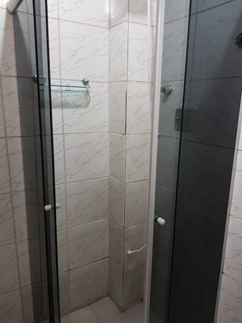 7 - BANHEIRO SOCIAL - Apartamento À Venda - Engenho de Dentro - Rio de Janeiro - RJ - MEAP10113 - 8