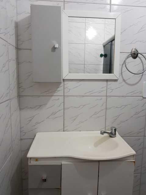 8 - BANHEIRO SOCIAL - Apartamento À Venda - Engenho de Dentro - Rio de Janeiro - RJ - MEAP10113 - 9