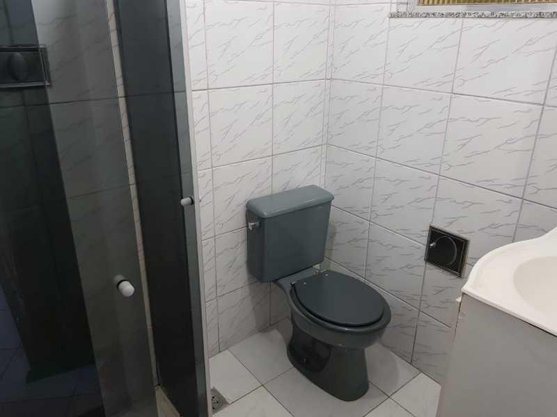 9 - BANHEIRO SOCIAL - Apartamento À Venda - Engenho de Dentro - Rio de Janeiro - RJ - MEAP10113 - 10