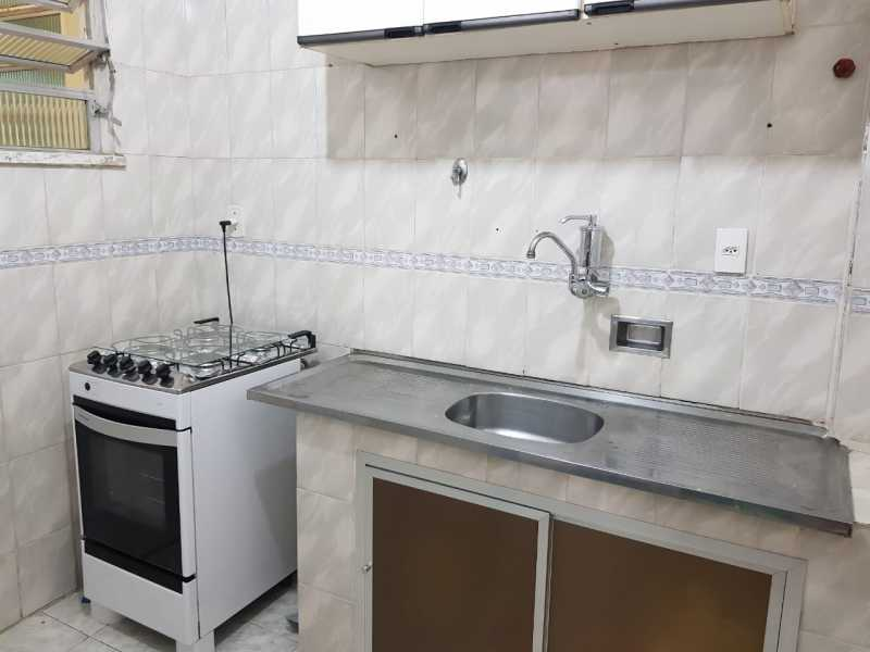 10 - COZINHA - Apartamento À Venda - Engenho de Dentro - Rio de Janeiro - RJ - MEAP10113 - 11