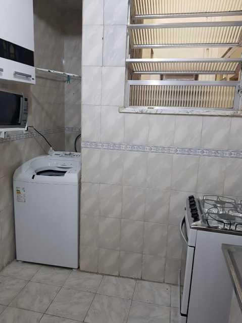 12 - ÁREA DE SERVIÇO - Apartamento À Venda - Engenho de Dentro - Rio de Janeiro - RJ - MEAP10113 - 13