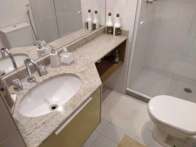 14 - Apartamento À Venda - Freguesia (Jacarepaguá) - Rio de Janeiro - RJ - FRAP40036 - 15