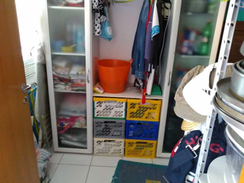 19 - Apartamento À Venda - Freguesia (Jacarepaguá) - Rio de Janeiro - RJ - FRAP40036 - 20