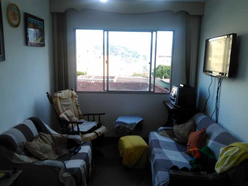 3 - SALA - Apartamento Engenho Novo,Rio de Janeiro,RJ À Venda,2 Quartos,48m² - MEAP20769 - 5