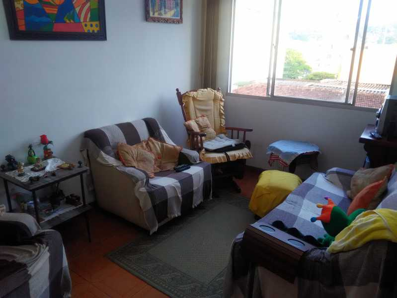 4 - SALA - Apartamento Engenho Novo,Rio de Janeiro,RJ À Venda,2 Quartos,48m² - MEAP20769 - 1