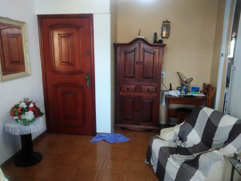 6 - SALA - Apartamento Engenho Novo,Rio de Janeiro,RJ À Venda,2 Quartos,48m² - MEAP20769 - 3