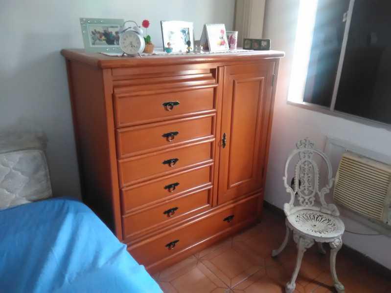 15 - QUARTO 2 - Apartamento Engenho Novo,Rio de Janeiro,RJ À Venda,2 Quartos,48m² - MEAP20769 - 14