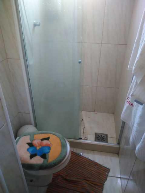 16 - BANHEIRO SOCIAL - Apartamento Engenho Novo,Rio de Janeiro,RJ À Venda,2 Quartos,48m² - MEAP20769 - 15