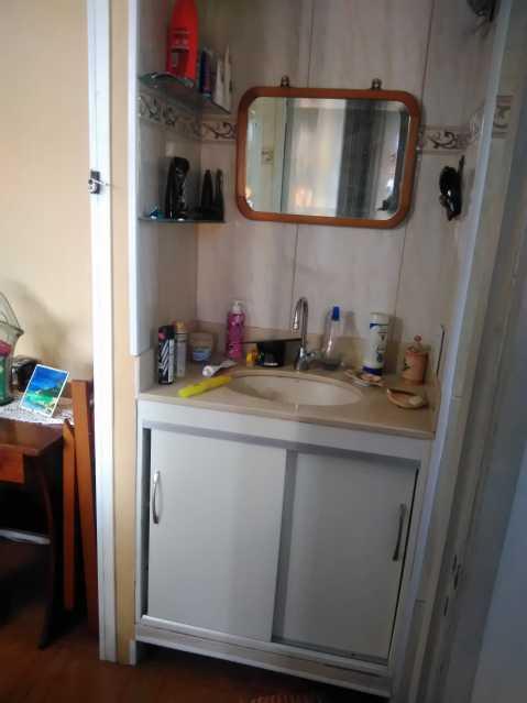 17 - BANHEIRO SOCIAL - Apartamento Engenho Novo,Rio de Janeiro,RJ À Venda,2 Quartos,48m² - MEAP20769 - 16
