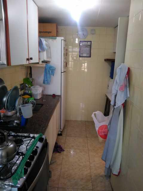 19 - COZINHA - Apartamento Engenho Novo,Rio de Janeiro,RJ À Venda,2 Quartos,48m² - MEAP20769 - 18