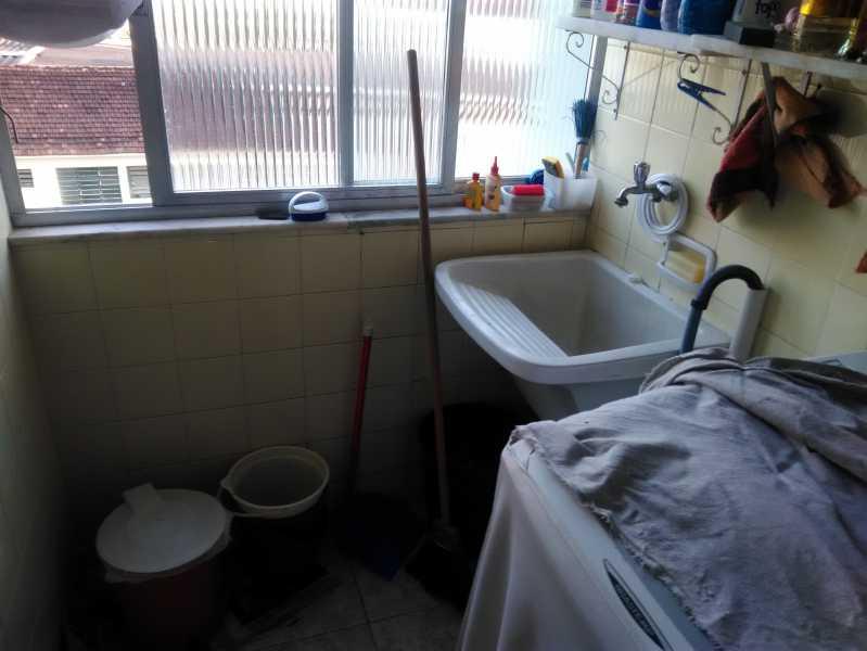 20 - ÁREA DE SERVIÇO - Apartamento Engenho Novo,Rio de Janeiro,RJ À Venda,2 Quartos,48m² - MEAP20769 - 19