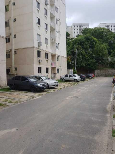 16. - Apartamento À Venda - Taquara - Rio de Janeiro - RJ - FRAP21163 - 17