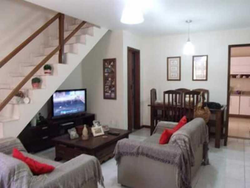 1 - Casa em Condominio Curicica,Rio de Janeiro,RJ À Venda,2 Quartos,116m² - FRCN20061 - 1