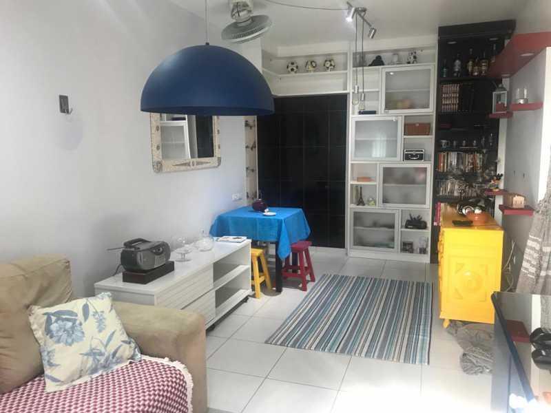 SALA - Apartamento À Venda - Engenho de Dentro - Rio de Janeiro - RJ - MEAP20783 - 1