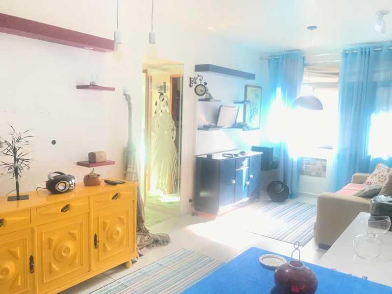 SALA - Apartamento À Venda - Engenho de Dentro - Rio de Janeiro - RJ - MEAP20783 - 5