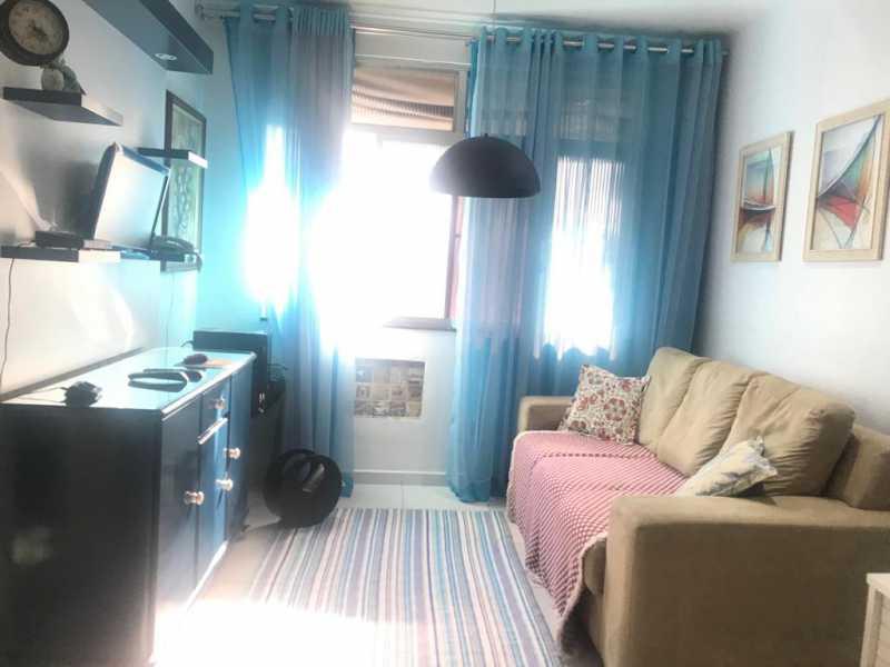 SALA - Apartamento À Venda - Engenho de Dentro - Rio de Janeiro - RJ - MEAP20783 - 4