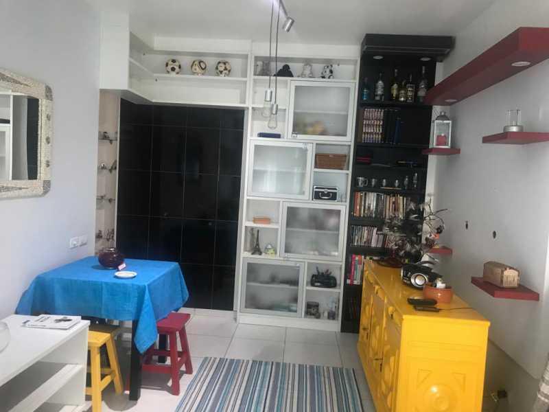 SALA - Apartamento À Venda - Engenho de Dentro - Rio de Janeiro - RJ - MEAP20783 - 3