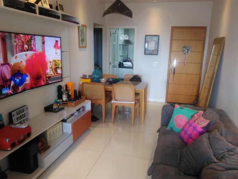 2 - SALA - Apartamento Andaraí,Rio de Janeiro,RJ À Venda,2 Quartos,89m² - MEAP20784 - 1