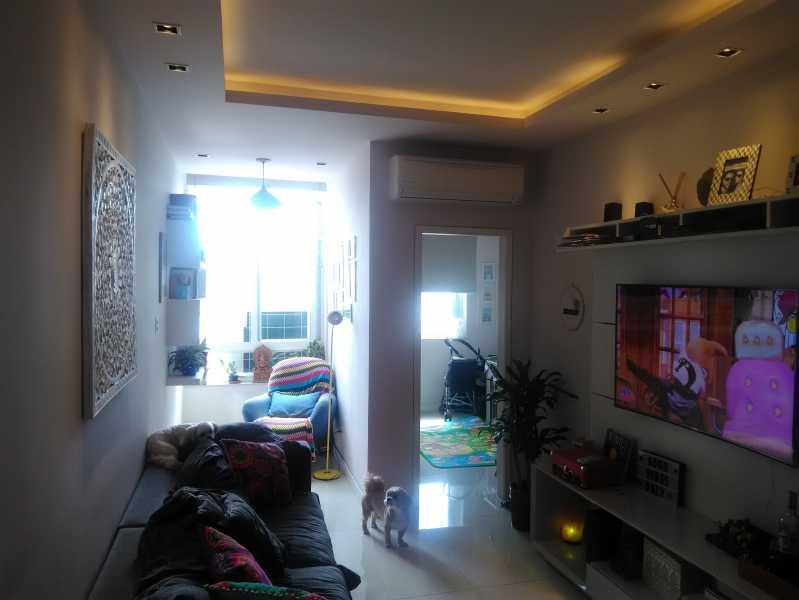 4 - SALA - Apartamento Andaraí,Rio de Janeiro,RJ À Venda,2 Quartos,89m² - MEAP20784 - 5