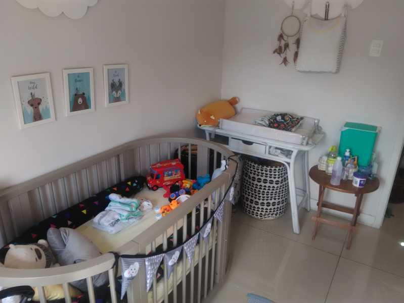 8 - QUARTO 1 - Apartamento Andaraí,Rio de Janeiro,RJ À Venda,2 Quartos,89m² - MEAP20784 - 9