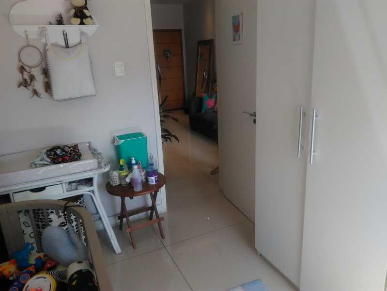 9 - QUARTO 1 - Apartamento Andaraí,Rio de Janeiro,RJ À Venda,2 Quartos,89m² - MEAP20784 - 10