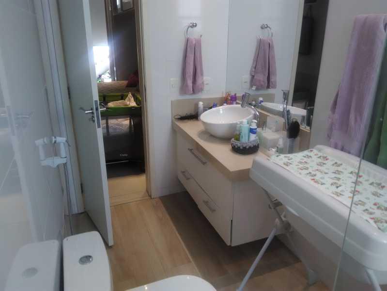 17 - BANHEIRO SUÍTE - Apartamento Andaraí,Rio de Janeiro,RJ À Venda,2 Quartos,89m² - MEAP20784 - 18