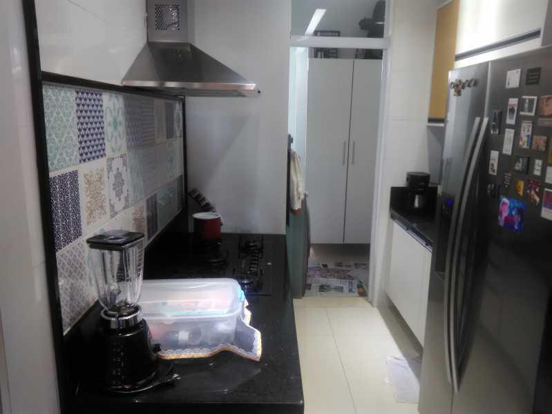 20 - COZINHA - Apartamento Andaraí,Rio de Janeiro,RJ À Venda,2 Quartos,89m² - MEAP20784 - 21