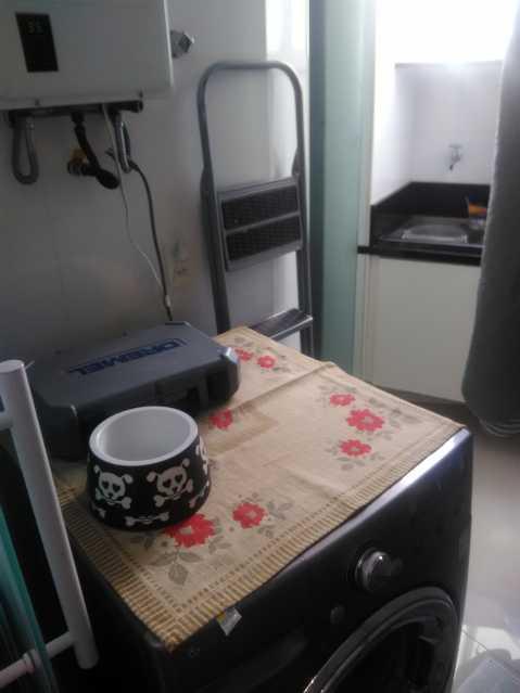 24 - ÁREA DE SERVIÇO - Apartamento Andaraí,Rio de Janeiro,RJ À Venda,2 Quartos,89m² - MEAP20784 - 25