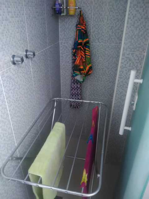 26 - BANHEIRO SERVIÇO - Apartamento Andaraí,Rio de Janeiro,RJ À Venda,2 Quartos,89m² - MEAP20784 - 27