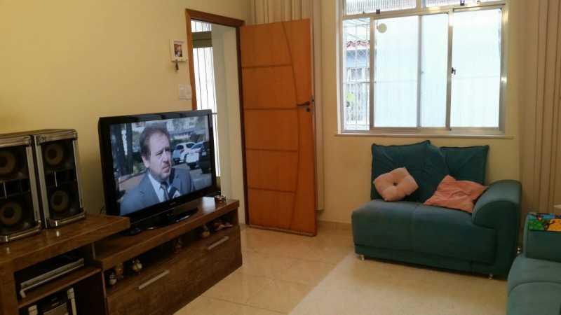 3 - Casa em Condomínio 2 quartos à venda Méier, Rio de Janeiro - R$ 500.000 - MECN20023 - 1