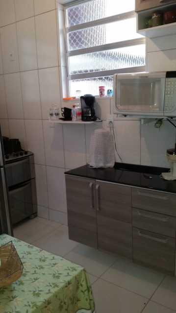 17 - Casa em Condomínio 2 quartos à venda Méier, Rio de Janeiro - R$ 500.000 - MECN20023 - 16