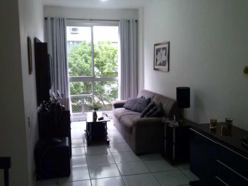 CAM00189 - Apartamento 2 quartos à venda Méier, Rio de Janeiro - R$ 350.000 - MEAP20797 - 1