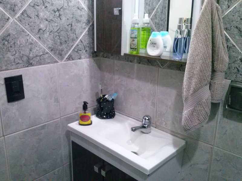 CAM00198 - Apartamento 2 quartos à venda Méier, Rio de Janeiro - R$ 350.000 - MEAP20797 - 13