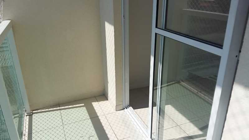 16. - Apartamento 2 quartos para venda e aluguel Curicica, Rio de Janeiro - R$ 295.000 - FRAP21206 - 17