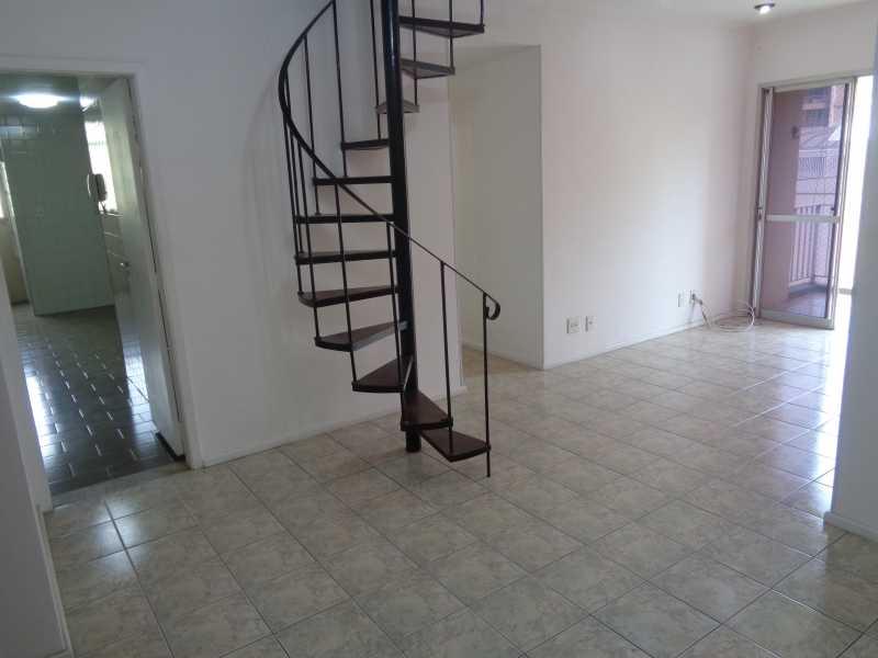 DSC02307 - Cobertura 4 quartos para venda e aluguel Méier, Rio de Janeiro - R$ 750.000 - MECO40008 - 1