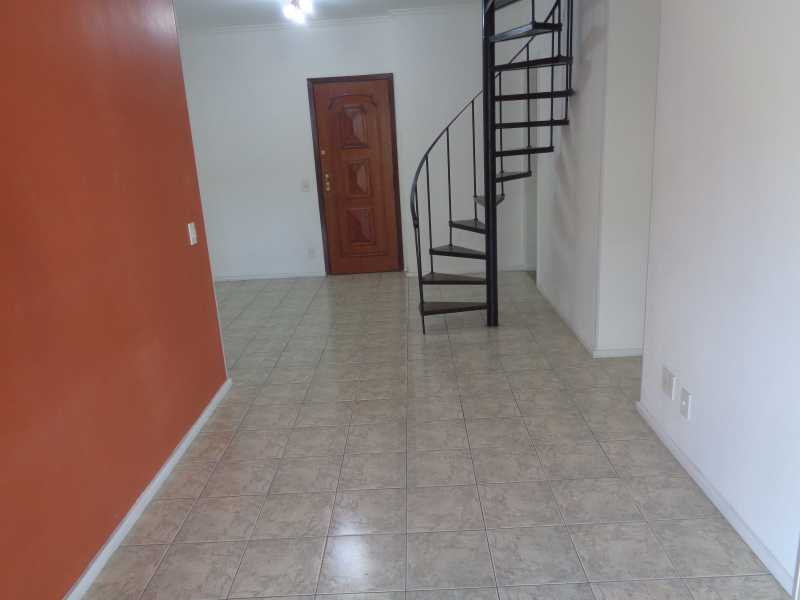 DSC02308 - Cobertura 4 quartos para venda e aluguel Méier, Rio de Janeiro - R$ 750.000 - MECO40008 - 3