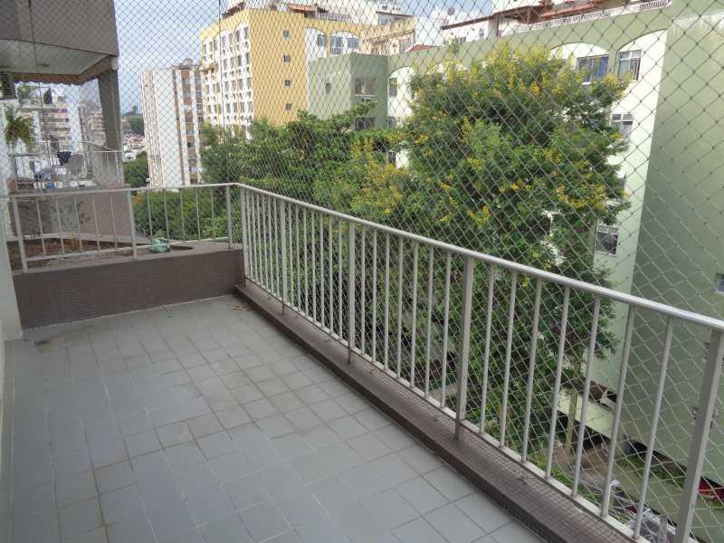 DSC02325 - Cobertura 4 quartos para venda e aluguel Méier, Rio de Janeiro - R$ 750.000 - MECO40008 - 16