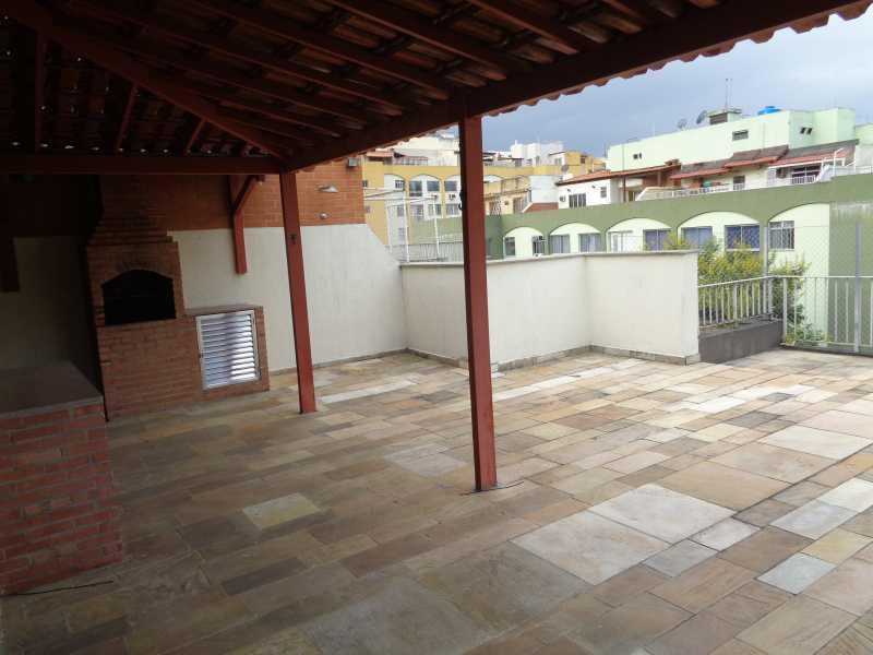 DSC02339 - Cobertura 4 quartos para venda e aluguel Méier, Rio de Janeiro - R$ 750.000 - MECO40008 - 23
