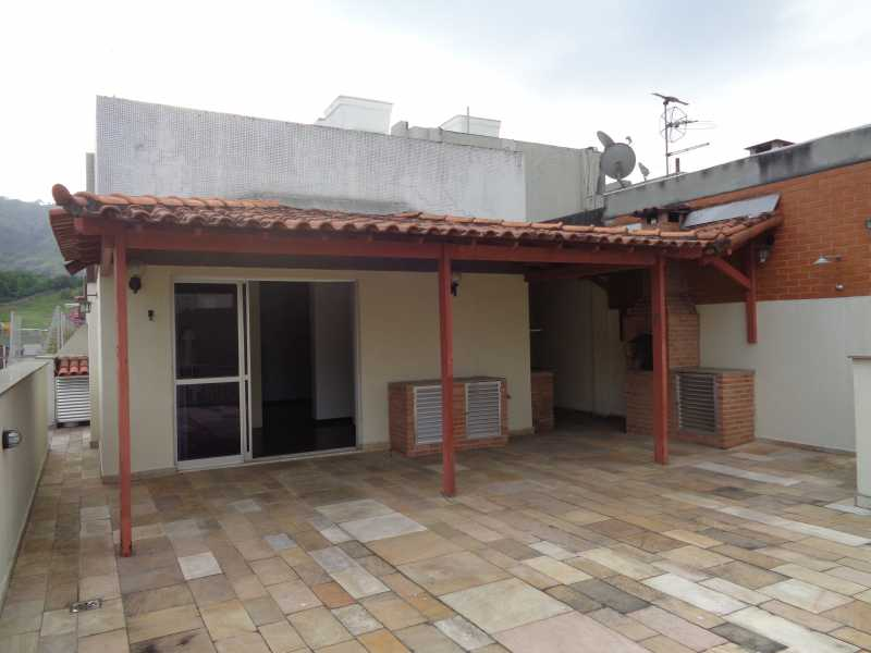 DSC02342 - Cobertura 4 quartos para venda e aluguel Méier, Rio de Janeiro - R$ 750.000 - MECO40008 - 25