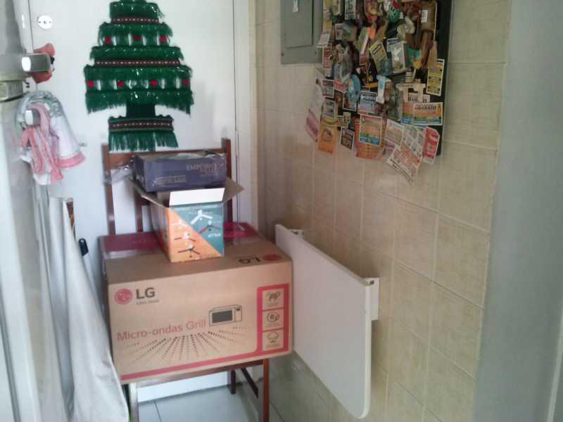 CAM00346 - Apartamento 2 quartos à venda Méier, Rio de Janeiro - R$ 240.000 - MEAP20820 - 18