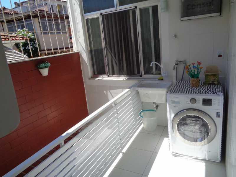 DSC02436 - Apartamento 2 quartos para alugar Engenho de Dentro, Rio de Janeiro - R$ 1.800 - MEAP20823 - 22