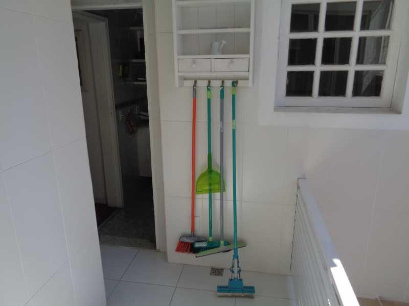DSC02437 - Apartamento 2 quartos para alugar Engenho de Dentro, Rio de Janeiro - R$ 1.800 - MEAP20823 - 23