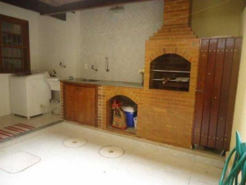 CHURRASQUEIRA. AREA SERV - Casa em Condominio Anil,Rio de Janeiro,RJ À Venda,3 Quartos,118m² - FRCN30126 - 20