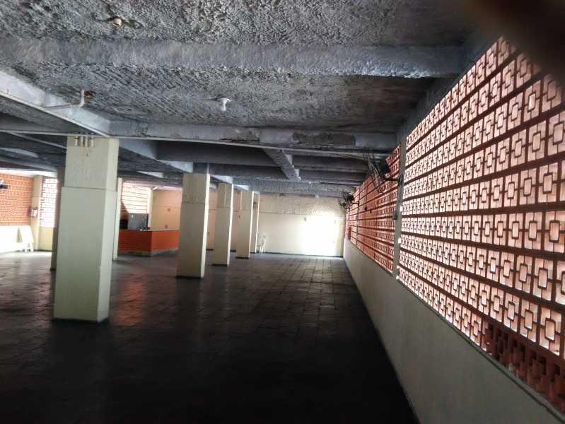 29 - SALÃO DE FESTAS - Apartamento Lins de Vasconcelos,Rio de Janeiro,RJ À Venda,2 Quartos,63m² - MEAP20830 - 28